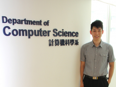 Computer Science student receives full sponsorship to pursue Master's Degree at Purdue University