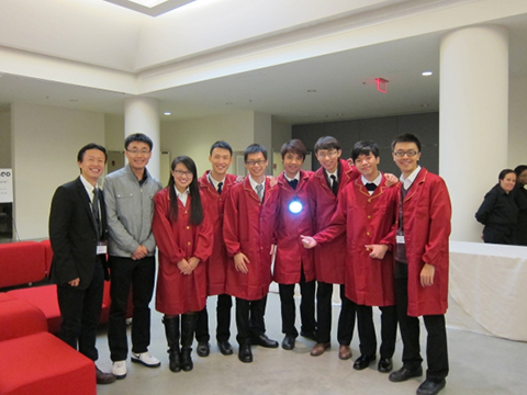 HKBU students\' design of cancer cell therapeutic detector wins Silver Project award at biomolecular design competition
