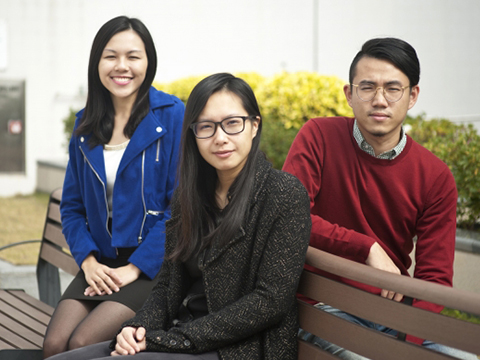 Sir Edward Youde Memorial Scholarships and Fellowships are bestowed upon three HKBU students